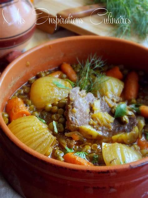 cuisiner petit pois carotte en boite tajine de fenouils carottes petits pois le