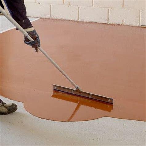 epoxy flooring tools resiflow watco self levelling epoxy resin floor screed man cave pinterest floors resins