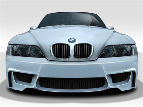 1996-2002 Bmw Z3 Duraflex 1m Look Front Bumper Cover
