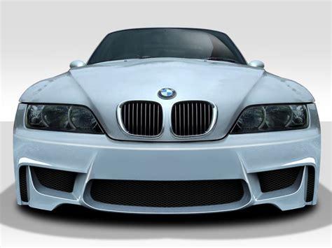 1996 2002 BMW Z3 Duraflex 1M Look Front Bumper Cover   1