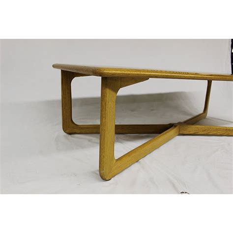 But, i suppose the same could be said for bookcases built vs. Mid Century Modern Lane Oak Rare Coffee Table   Chairish