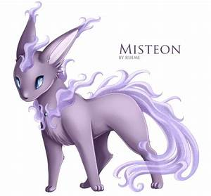 A ghost type evolved form of Eevee, LOVE IT! | Pokèmon ...