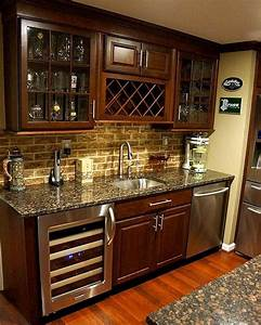 25 best ideas about home bars on pinterest bars for With wine bar design for home