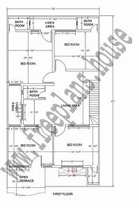 35×65 Feet /211 Square Meters House Plan ...
