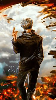 1200x1920 Satoru Gojo Jujutsu Kaisen Art 1200x1920 ...