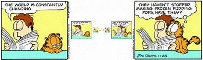 Garfield Arbuckle 2001 Meme Comic Square Root