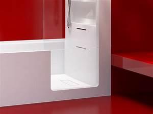 baignoire avec douche a porte elle combi by glass 1989 With douche baignoire avec porte