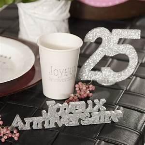 Décoration Anniversaire 25 Ans : chiffre anniversaire 25 ans unique drag es anahita ~ Melissatoandfro.com Idées de Décoration