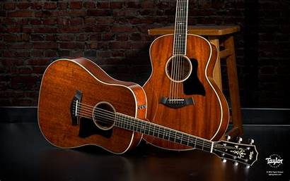 Guitars Taylor Wallpapers Guitar Acoustic Background Desktop