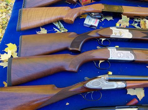 barrel shotguns