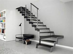 Treppen Im Haus : treppe holz idee f r stylisches haus innendekoration ~ Lizthompson.info Haus und Dekorationen