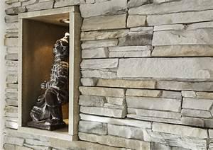 Steinwände Für Innen : kunststeine im heim selbst einbauen mit gewenastone ~ Michelbontemps.com Haus und Dekorationen