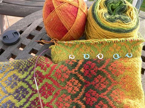 fair isle knitting fair isle west coast knitter