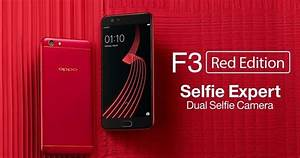 Oppo F3 Red Edition Selfie Expert User Manual Guide Pdf