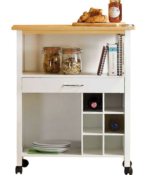 Kitchen Furniture Argos by Buy Kitchen Trolley With Wine Rack At Argos Co Uk Your