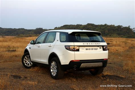 Land Rover Discovery Sport Photo by Land Rover Discovery Sport Photo Gallery Shifting Gears
