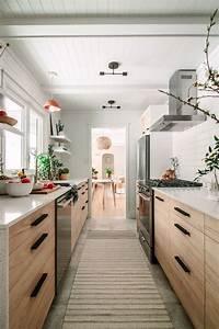 Galley, Kitchen, Design, Ideas, That, Live, Large