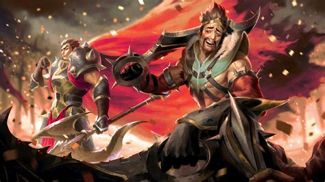Darius Animated Wallpaper - draven wallpapers hd pixelstalk net
