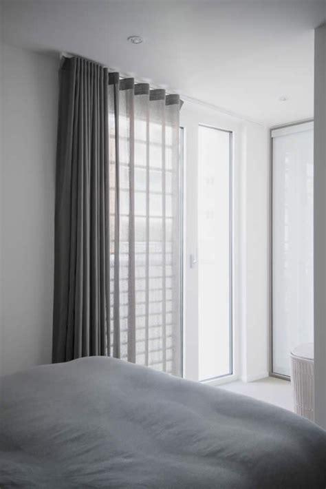 curtains  wave tracks wave tracks bay windows