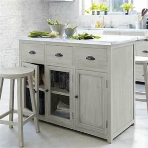 Meuble Ilot Cuisine : meuble de cuisine 20 exemples de mobiliers utiles ~ Teatrodelosmanantiales.com Idées de Décoration