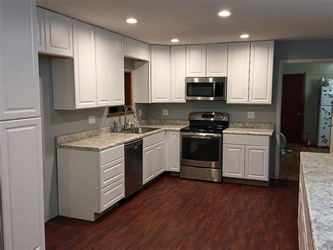Kitchen Sink Design Ideas - low budget home depot kitchen home and cabinet reviews