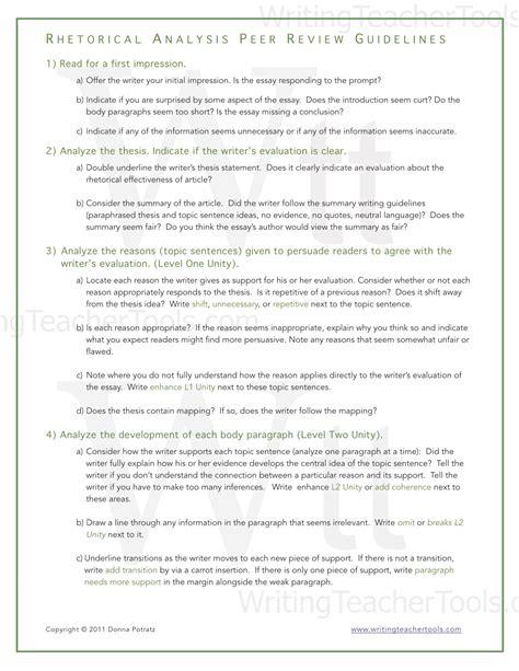 rhetorical analysis essay advertisement rhetorical