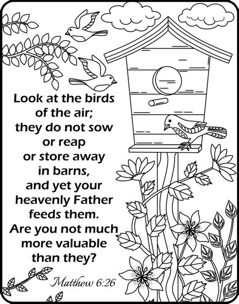 bible verses coloring pages color  happy bible
