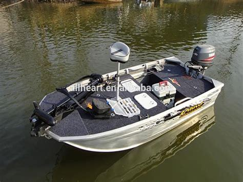 Best Aluminum Bass Boat Under 15k by 17ft Bass Boat River And Lake Fishing Boat Buy River And