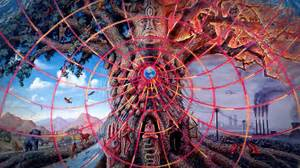 Alex Grey collection (12 paintings) [psychedelic ...