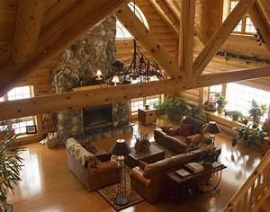 Log home interior small house plans modern for Log home interiors