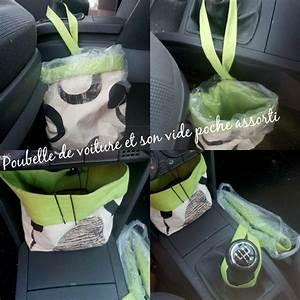 Vide Poche Voiture : poubelle de voiture et vide poche assorti c 39 est moi qui l 39 ai fait pinterest poubelle de ~ Teatrodelosmanantiales.com Idées de Décoration
