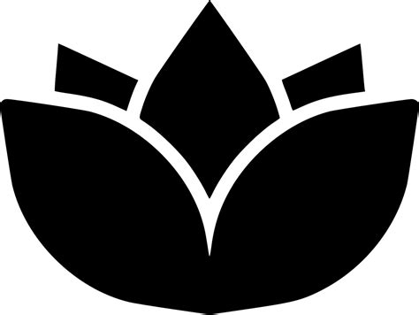Free for commercial use no attribution required high quality images. Yoga Lotus Svg Png Icon Free Download (#445752 ...