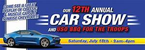 Sunrise Chevrolet to Host 11th Annual Car Show and Benefit ...