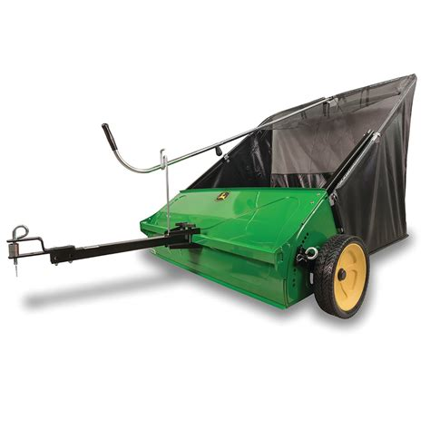 blade fans at lowes shop john deere 44 in lawn sweeper at lowes com
