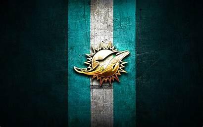 Dolphins Miami Background Football Nfl Club Metal