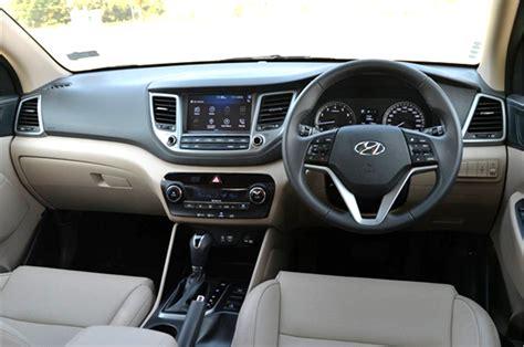 2017 Hyundai Tucson Vs Volkswagen Tiguan