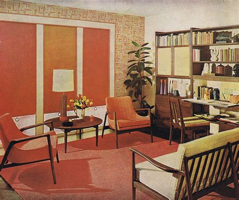 Better Homes And Gardens, 1962  Mid Century Modern