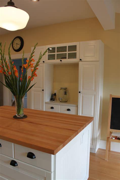 kitchen hutch s bright new ikea kitchen