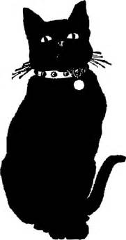 black cat clipart black cat clip at clker vector clip