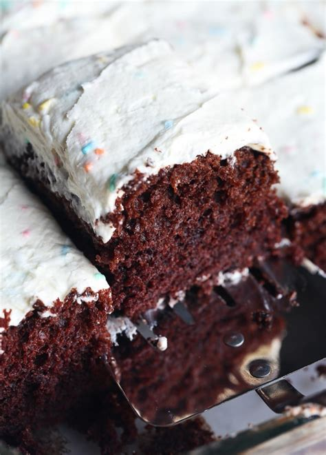 cake wacky recipe frosting egg without pan dairy kind 9x13 right cookiesandcups should