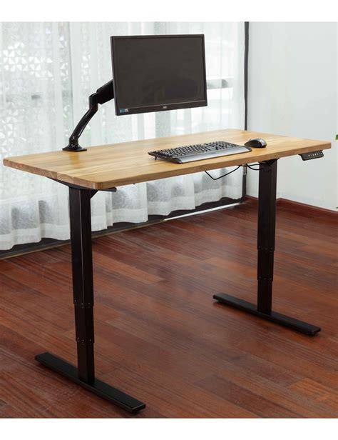 motorized stand up desk electric stand up desk hangzhou lihi eco tech co ltd