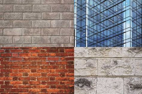 Guide To Exterior Building Materials  The Outer Shell
