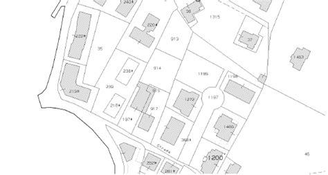 Ufficio Catasto Como by Estratto Di Mappa Catastale Cos 232 E Dove Si Richiede