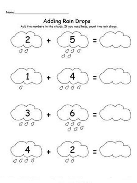 printable kindergarten math