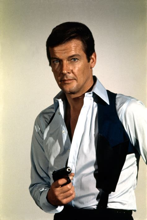 roger moore print roger moore dies at 89 how the actor became james bond