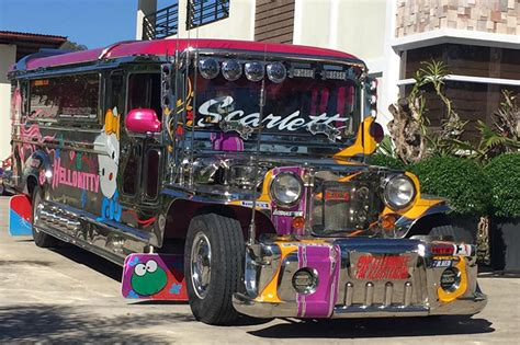 jeepney philippines more than a million peso jeepney in ilocos attracts attention