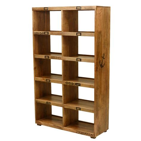 Display Bookcase by 59 Quot Open Back Bookcase Display Wall Unit