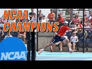 Men's Tennis Highlights - NCAA Championship - YouTube