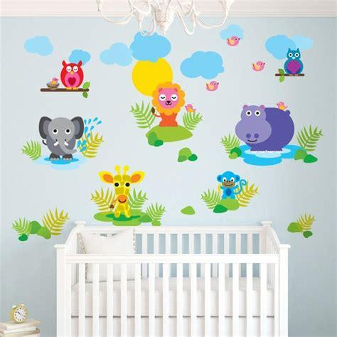 stickers pour chambre stickers muraux pour déco de chambre enfant en 49 photos