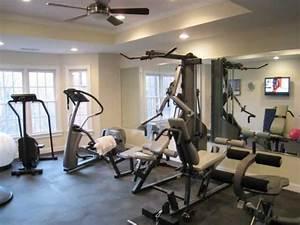 Home gym ideas and designs hgtv for Hgtv home designhome gym design ideas